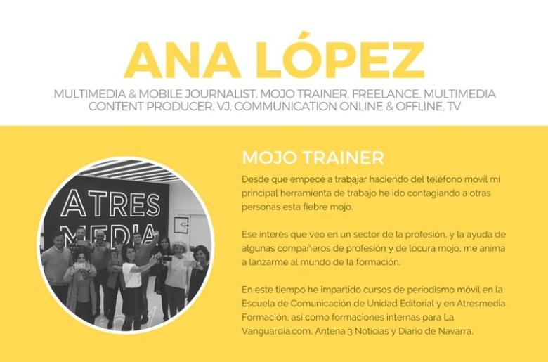 MoJo Trainer Ana López WEB