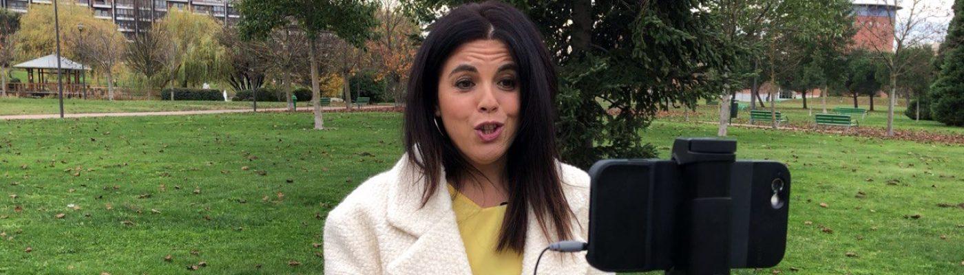 Ana López · Periodista móvil